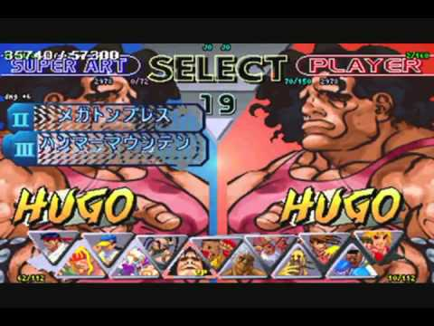 [TAS] Street Fighter III - 2nd Impact (Hugo)