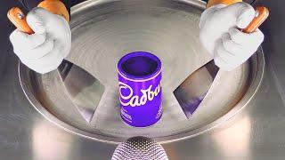 ASMR - Cadbury Drinking Chocol…
