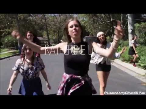 Katherine Cimorelli - Funny Moments :D (HD)