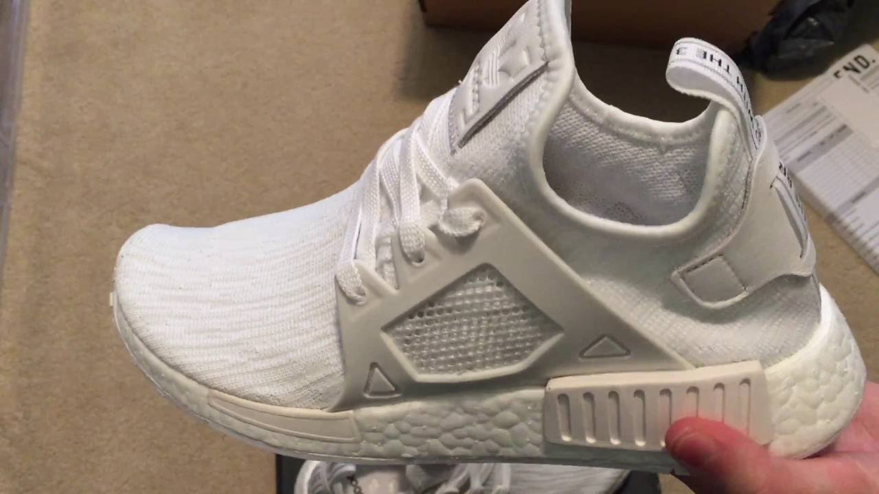 official photos 121c9 a445c Adidas NMD XR1 PK