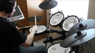 Dream Theater The Root Of All Evil Drum Cover Tony Parsons