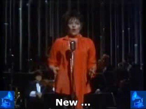 Liza Minnelli - « New York, New York » + subtitles