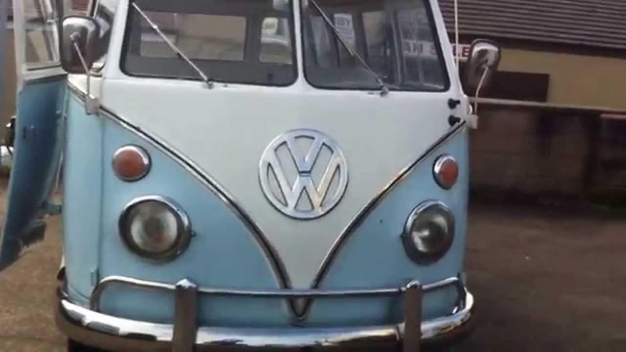 1975 Volkswagen Splitscreen Bus Review