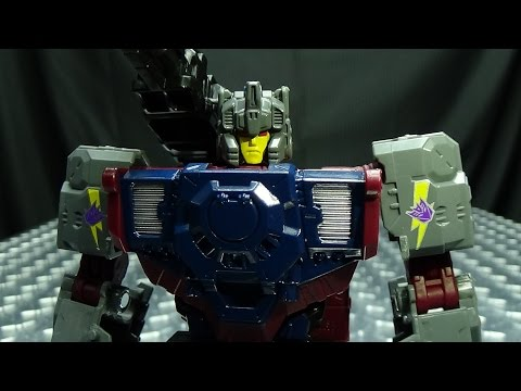 Titans Return Deluxe QUAKE: EmGo's Transformers Reviews N' Stuff