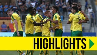 HIGHLIGHTS: DSC Arminia Bielefeld 1-3 Norwich City
