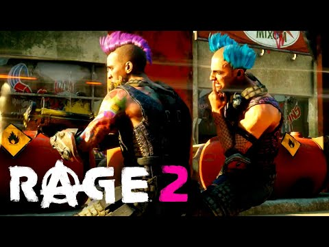 RAGE 2 - Official Open World Trailer | The Game Awards 2018