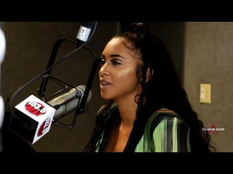 103.5 The Beat's K Foxx Interviews DARNELL NICOLE Of WAGS Miami