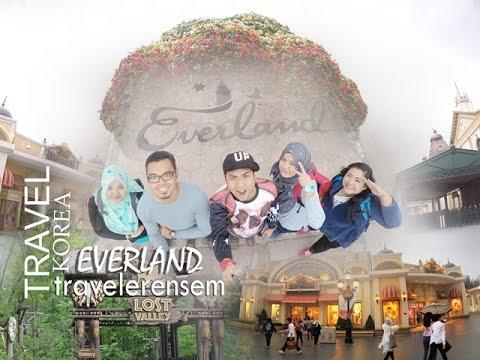 TRAVELERENSEM Everland Theme Park Seoul Korea
