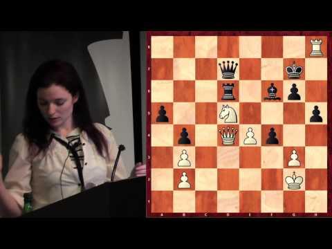 Strategic Ideas for Beginners - WGM Jennifer Shahade - 2013.02.07