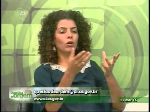 QUESTÃO DE ORDEM | Isadora Dias Gomes