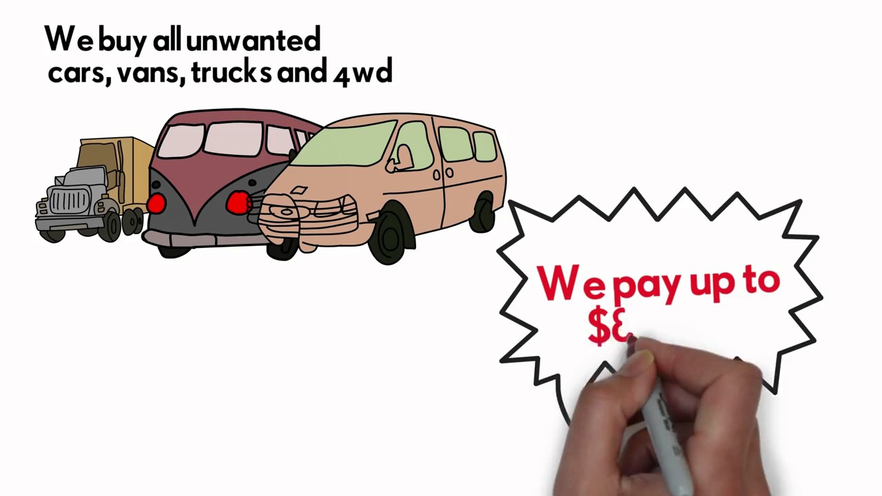 Cash For Unwanted Cars Melbourne - YouTube