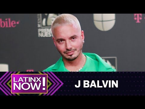 "J Balvin Makes ""SNL"" Performance History  Latinx Now  E News"