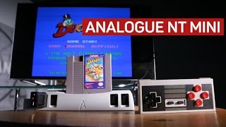 Can't find NES Classic? Analogue NT could be your Nintendo nostalgia fix