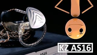 Review KZ AS16 Indonesia