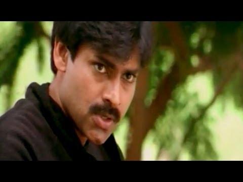 """Pawan Kalyan """" Royal Bengal Tiger"""" Dailogue    Kushi Movie Climax"""