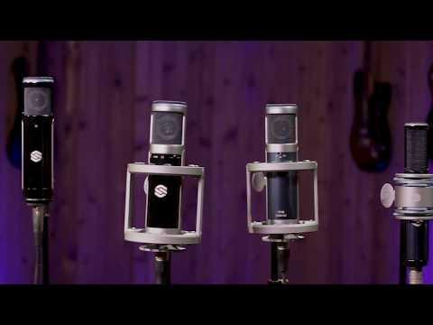 Sterling Line of Microphones