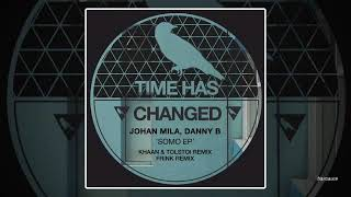 Johan Mila & Danny B - Somo (Khaan & Tolstoi Remix)