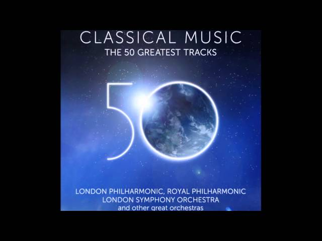 Albinoni - Adagio in G Minor - William Davis, London Promenade Orchestra, Eric Hammerstein
