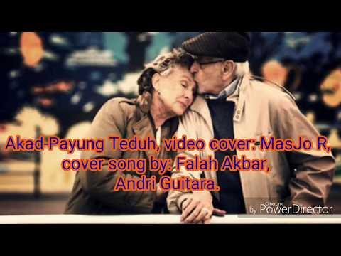 Akad-Payung Teduh, video cover: MasJo R, cover song by: Falah Akbar, Andri Guitara.