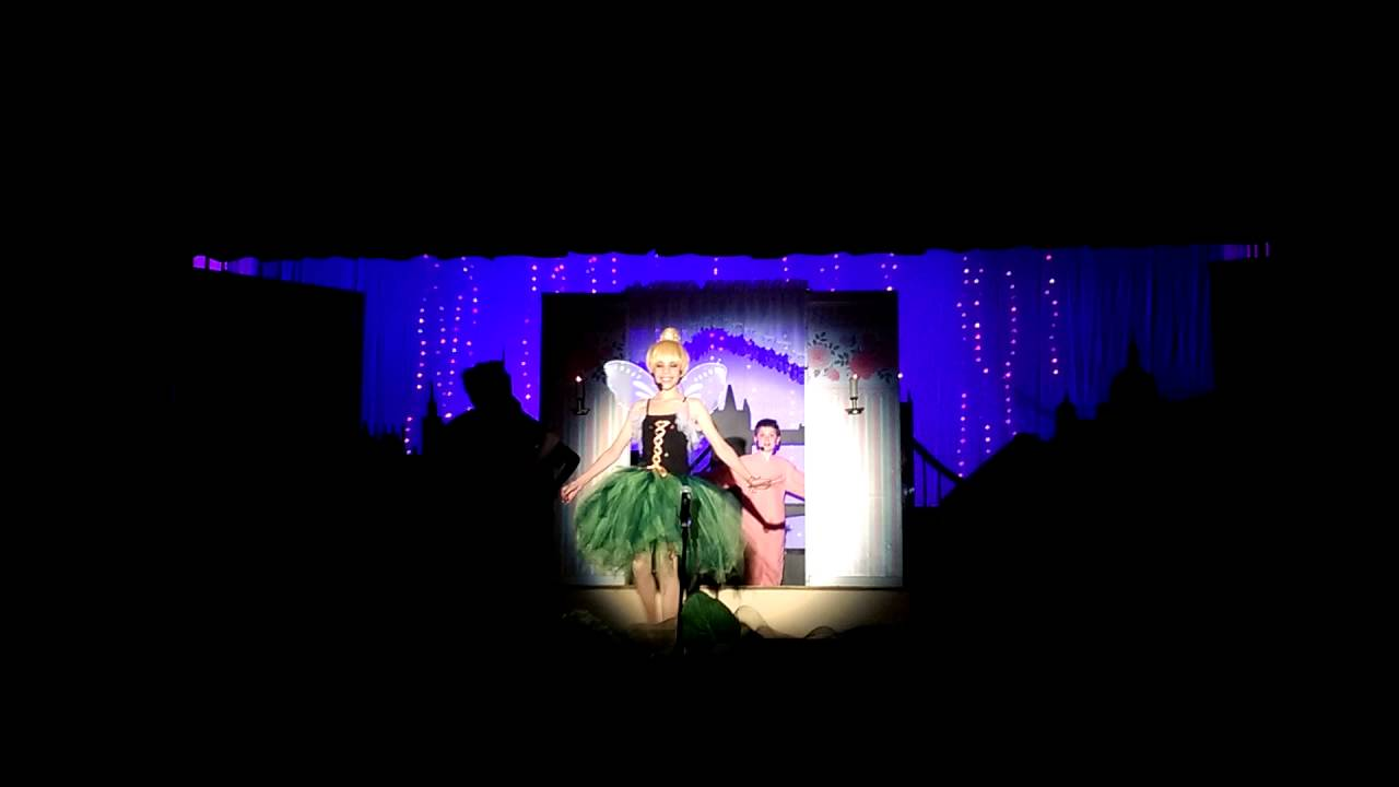 You Can Fly Peter Pan Jr Gsa Youtube