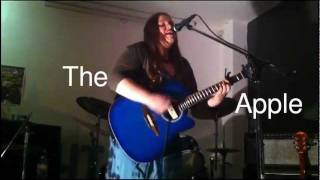 The Apple - Girl From Winter Jargon - Live @ Gluefactory