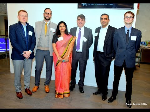 Make In India Executive Seminar by The Consulate General of India, Chicago