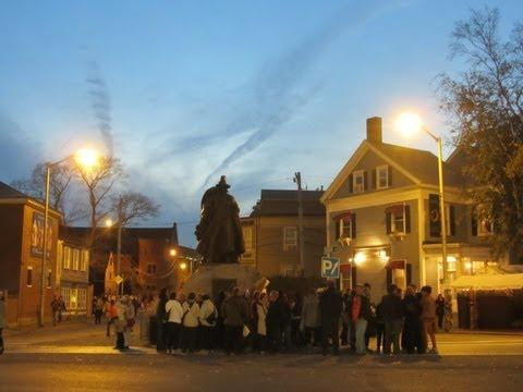Salem Massachusetts Halloween Happenings 2012