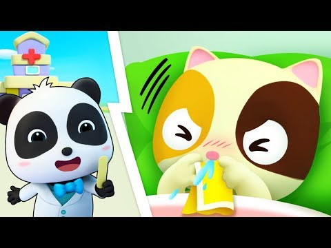 download Baby's Visit To The Doctor | Going to the Doctor | Nursery Rhymes | Kids Songs | BabyBus