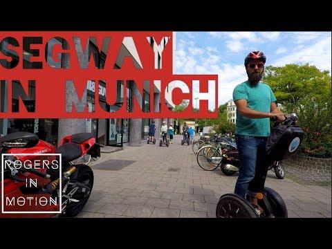 Segway around Munich (Austria Travel Vlog)