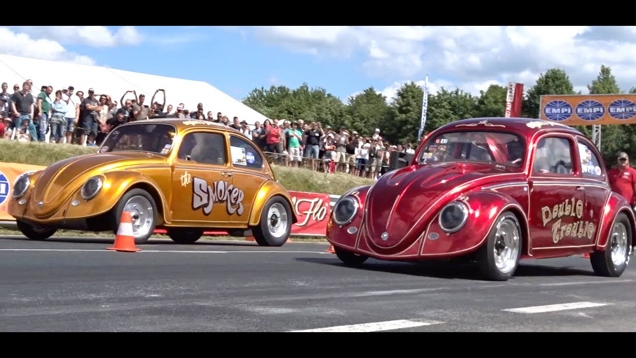 Otto Bros VW Gassers The Smoker And Double Trouble 1189