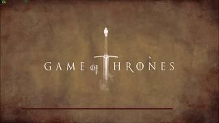 House Stark vs Dragonstone Siege Battle