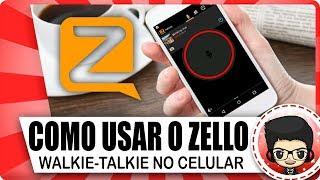ZELLO - Como usar o aplicativo no Celular Android - Confira!