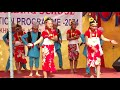 "G.E.B.S. Cultural Programme -2074 . Dance ""Chari Chhata Pari."""