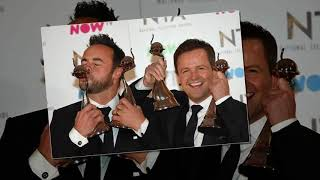 Ant and Dec fans send website into meltdown with National Television Awards votes