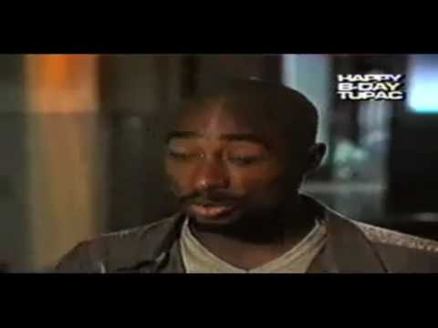 Tupac's Wisdom (Rare Interview Footage)