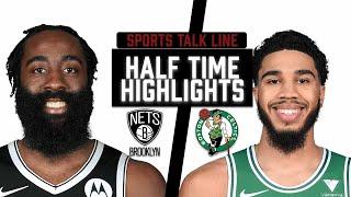 Nets Vs Celtics HIGHLIGHTS Halftime | NBA Playoffs Game 3