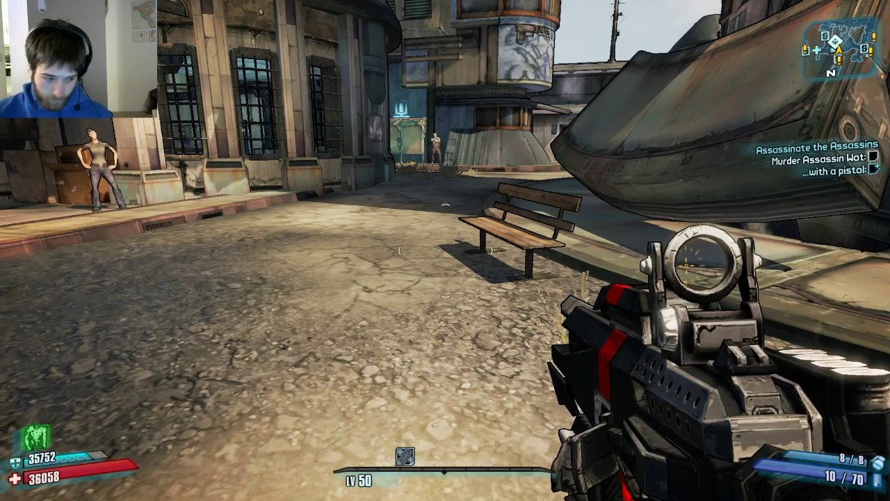 Borderlands 2 - Forum - Evil Smasher Glitch Doesn't Stack Well With