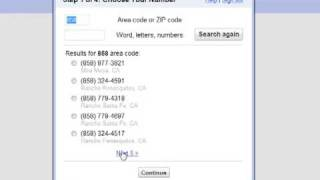 How to get Google Voice... Grand Cental, Google Voice, Setting up google voice