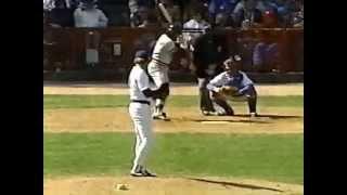 Detroit Tigers at Milwaukee Brewers, April 23, 1989 pt 2