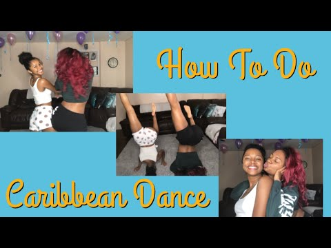 Carribean Dance Tutiorial | Say Goodbye to Stiff Waistlines!!!