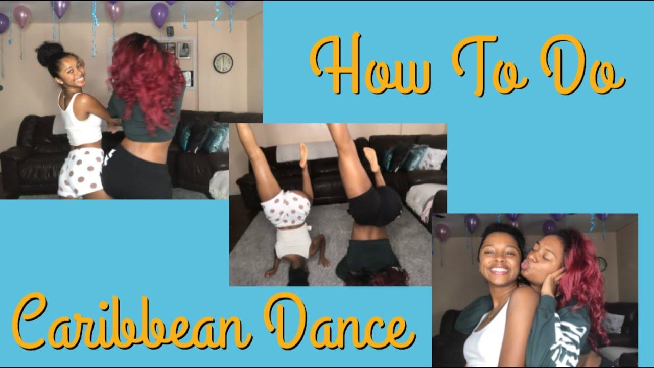 Caribbean Dance Tutiorial   Say Goodbye to Stiff Waistlines!!!
