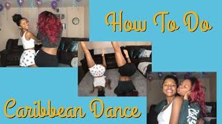 Caribbean Dance Tutiorial | Say Goodbye to Stiff Waistlines!!!
