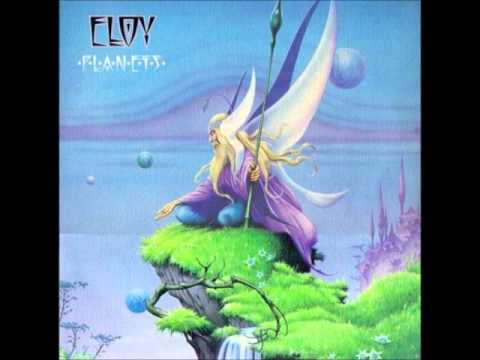 ELOY - Carried by Cosmic Winds