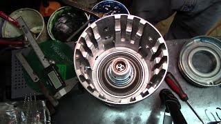 4L65-E Transmission Rebuild - Part-2 - Pontiac GTO