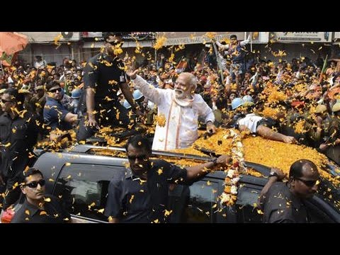 Narendra Modi's Leadership Tested in Indian Elections