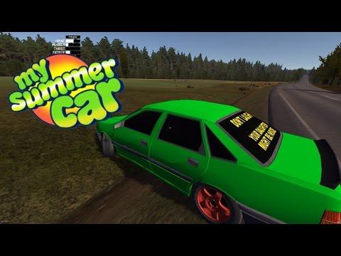 My Summer Car Save Game