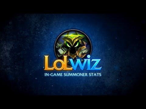 LoLwiz promo video