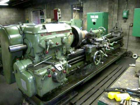 lodge shipley 18 engine lathe youtube rh youtube com Lodge Shipley Lathe Identification Lodge and Shipley Lathe Manual