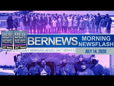 Bermuda Newsflash For Tuesday, July 14, 2020