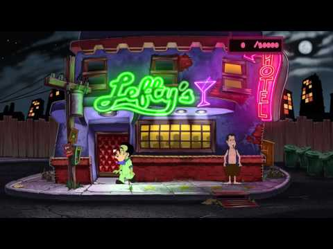 Leisure Suit Larry in the Land of Lounge Lizards Reloaded with SuperMrAmazingPants Episode 1